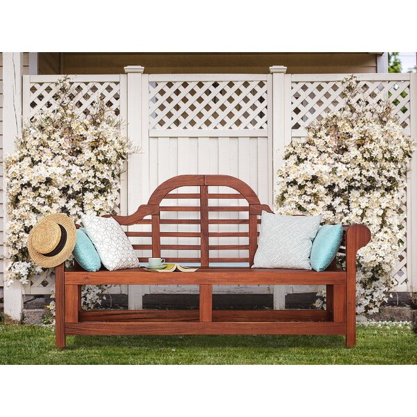 Shelbie Garden Bench by Home & Haus Home & Haus