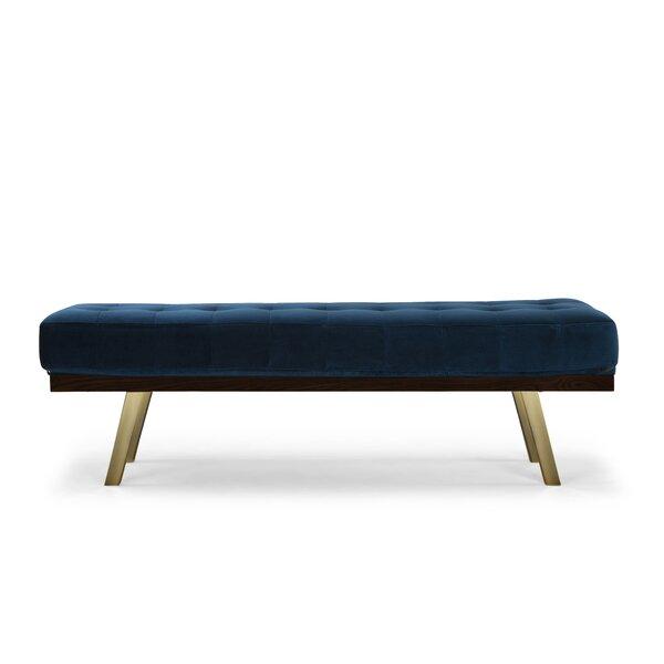 Boris Upholstered Bench By Orren Ellis by Orren Ellis Purchase
