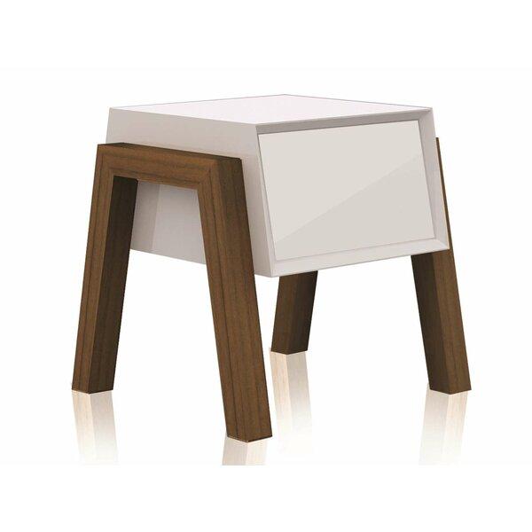Figo End Table by Casabianca Furniture