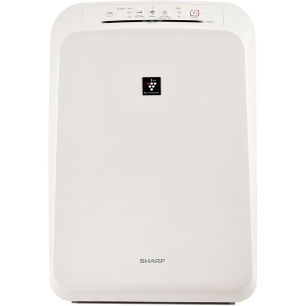Plasmacluster Ion Room True HEPA Air Purifier with Filtration by Sharp