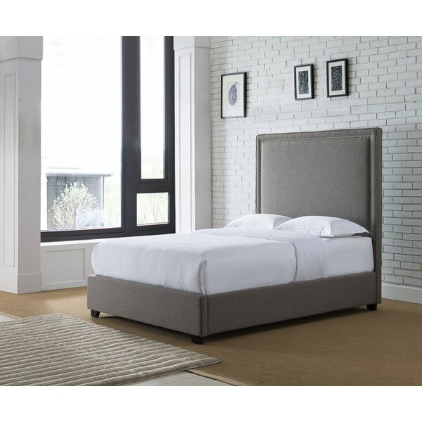 Santistevan Upholstered Standard Bed by Canora Grey