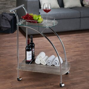 Badin Bar Cart by ACME Furniture