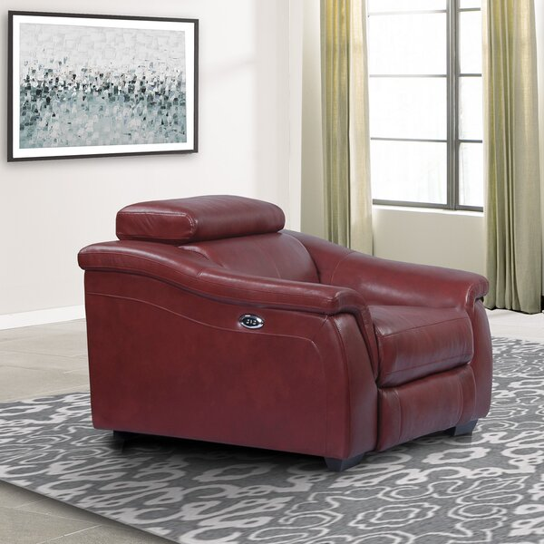 Buster Power Wall Hugger Recliner By Winston Porter