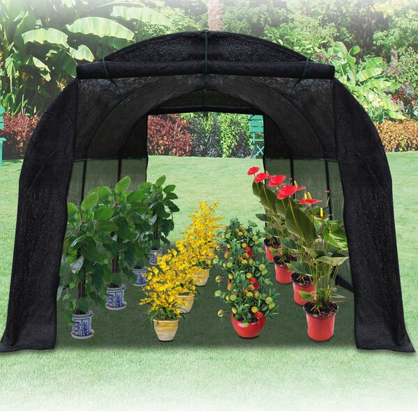 7 Ft. W x 10 Ft. D Hobby Greenhouse by Sunrise Outdoor LTD