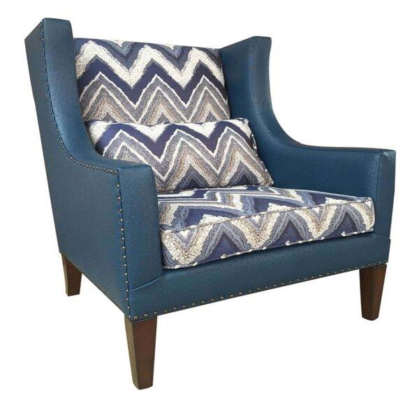 Sherwin Wingback Chair By Brayden Studio