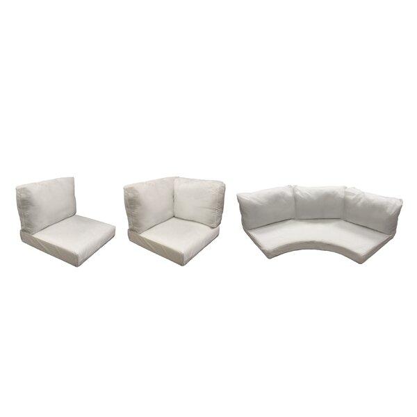 Waterbury 14 Piece Indoor/Outdoor Cushion Set by Sol 72 Outdoor Sol 72 Outdoor