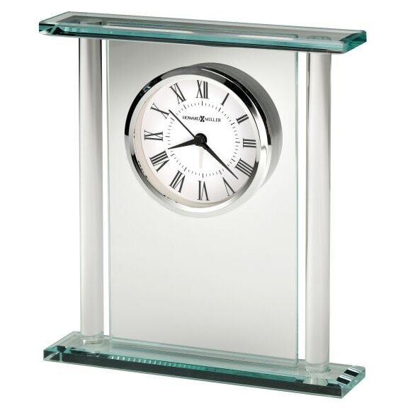 Julian Tabletop Clock by Howard Miller®