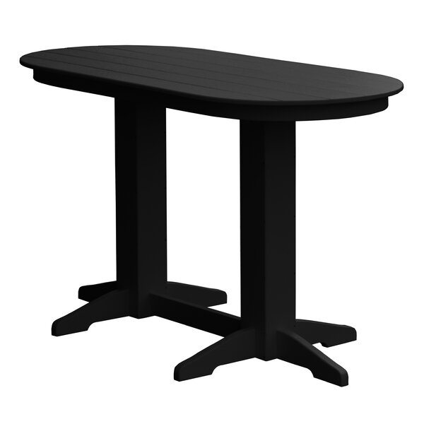 Rochester Plastic/Resin Bar Table by Radionic Hi Tech