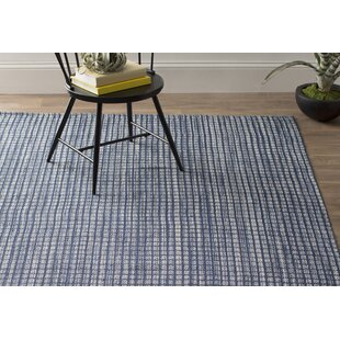 Coco Hand Woven Blue Indoor Outdoor Area Rug By Dash And Albert Rugs