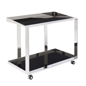 Ikon Maddox Bar Trolley by Sunpan Modern