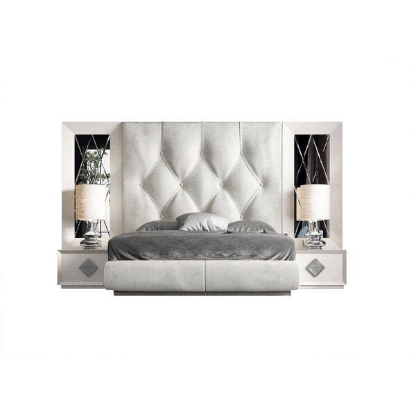 Longville Standard 5 Piece Bedroom Set by Mercer41