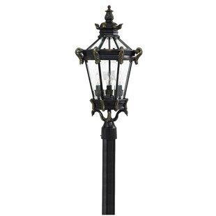 Buying Outdoor 4-Light Lantern Head By Latitude Run