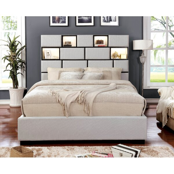 Widener Upholstered Standard Bed by Orren Ellis