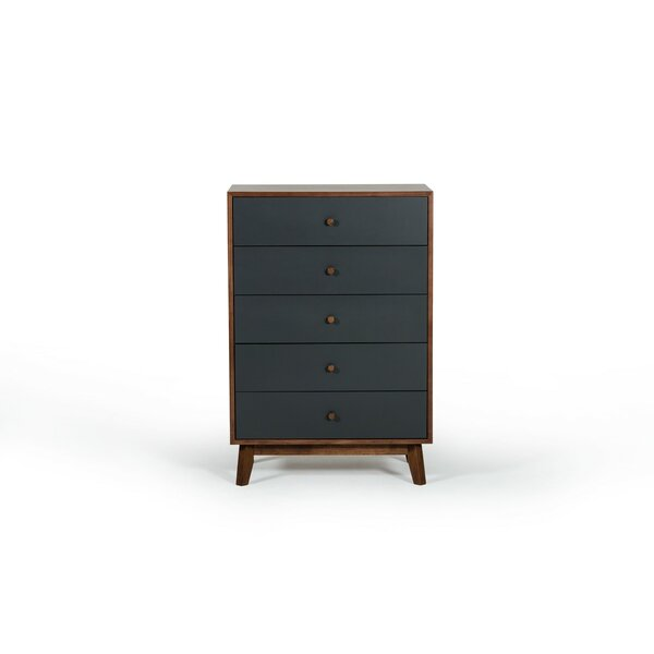 Lani 5 Drawer Chest by Langley Street