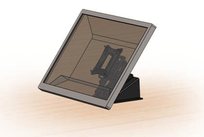 LCD Monitor Mount by VFI