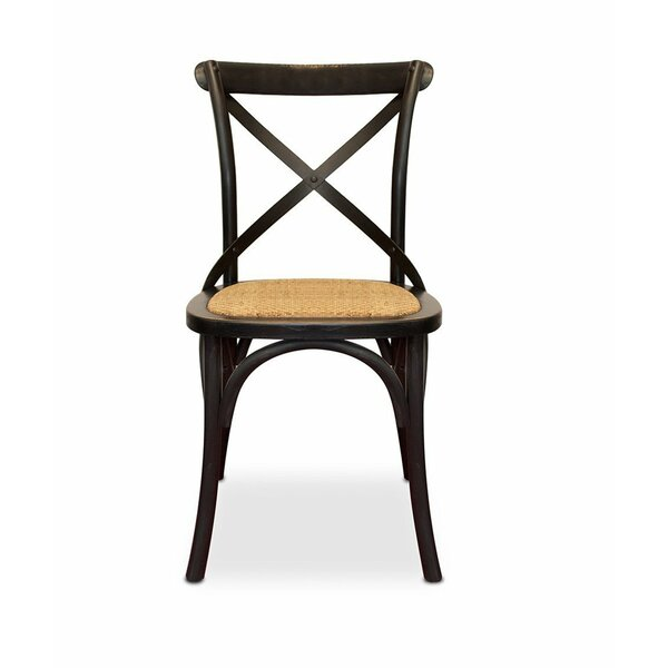 Freetown Black Chair By Gracie Oaks
