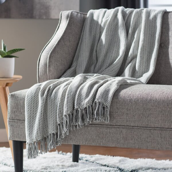 Richland Cotton Throw by Langley Street