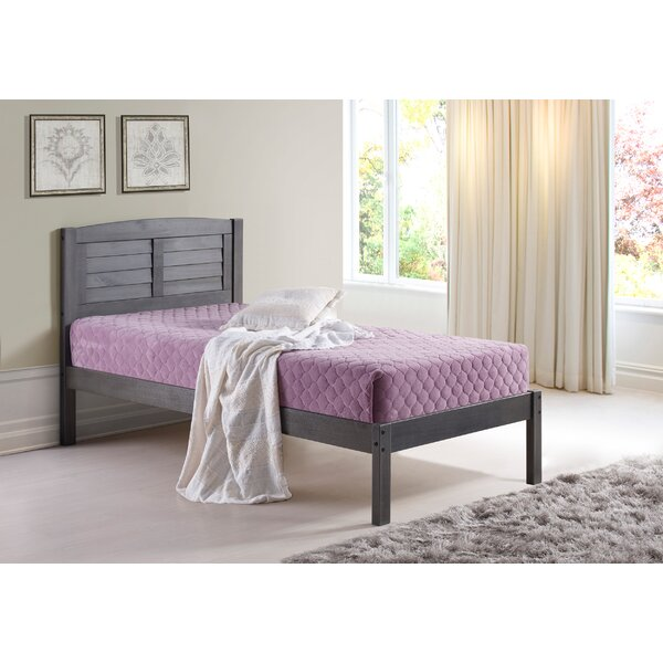 Platform Bed with 5 Drawers by Harriet Bee