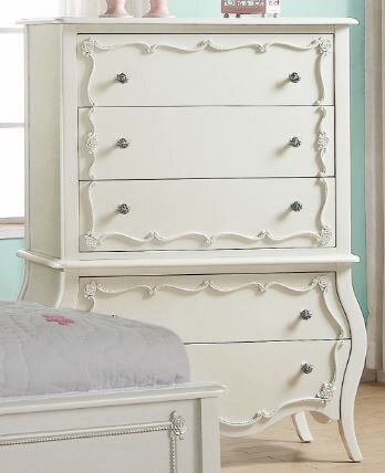 Eddins 5 Drawer Chest by Harriet Bee
