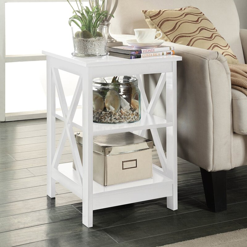 Beachcrest Home Stoneford End Table & Reviews