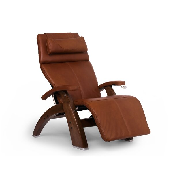 Human Touch Perfect Chair Manual Glider Recliner By Human Touch