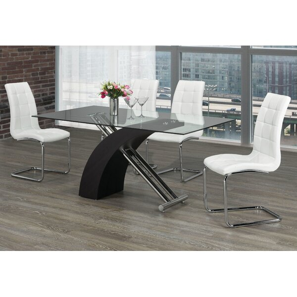 Nyah 7 Piece Dining Set by Orren Ellis Orren Ellis