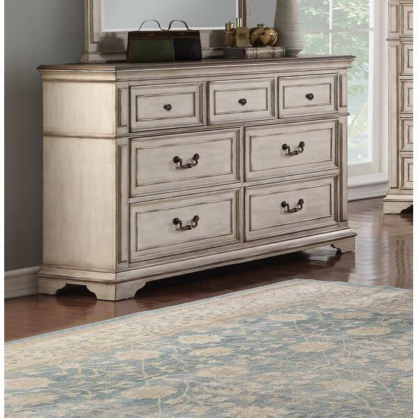 Amaia 7 Drawer Dresser by Ophelia & Co.