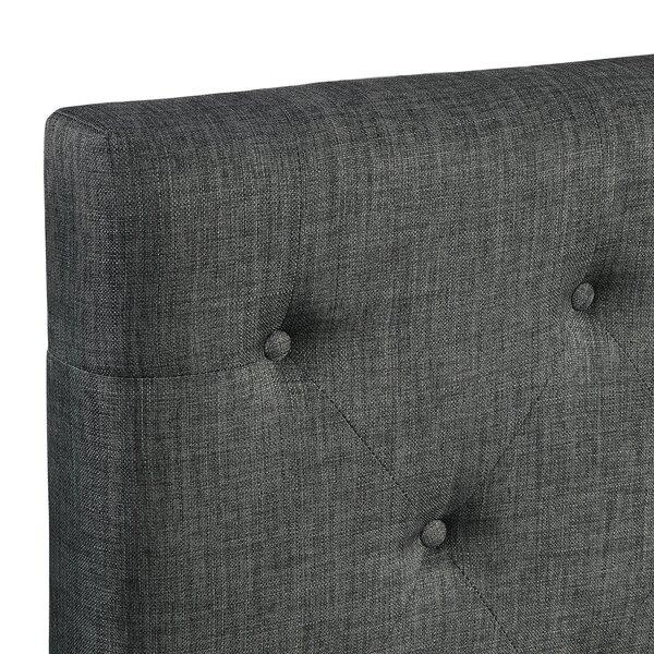 Annissia Tufted Low Profile Platform Bed by Latitude Run Latitude Run