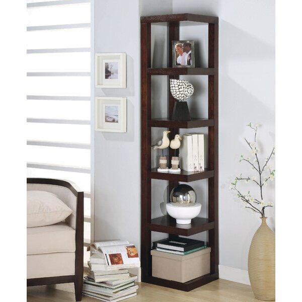 Red Barrel Studio Corner Bookcases