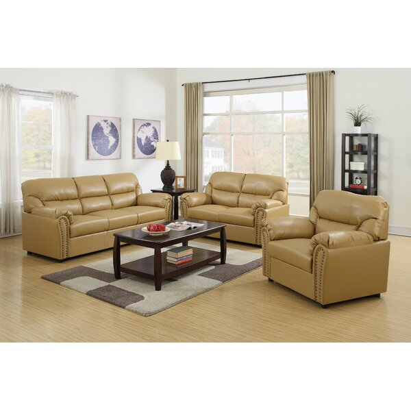 Galyon Configurable Living Room Set by Darby Home Co