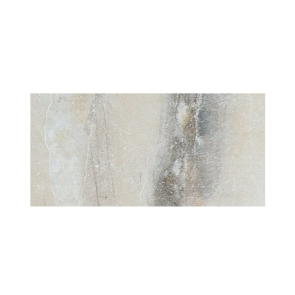 Pearl 3 x 6 Porcelain Field Tile in Almond by Casa Classica