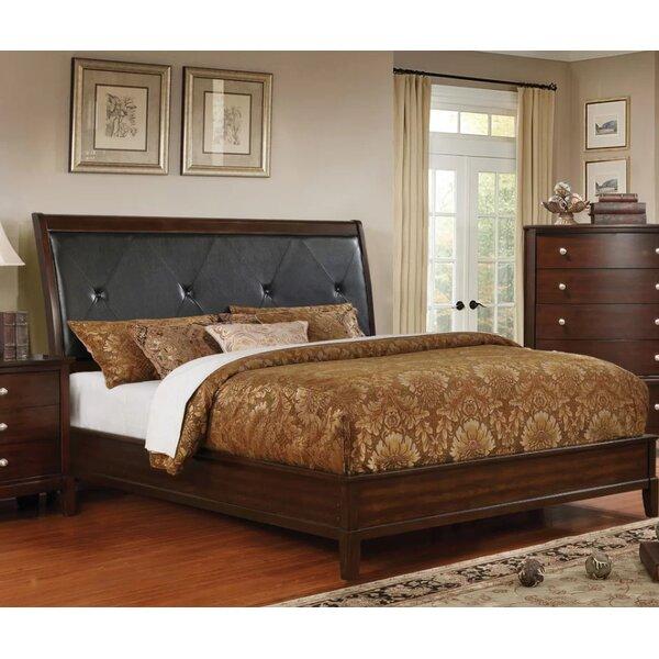 Israel Upholstered Panel Bed by Red Barrel Studio