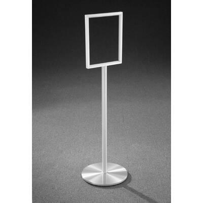 Glaro Inc Standard Floor Standing Sign Frame Stand Wayfair