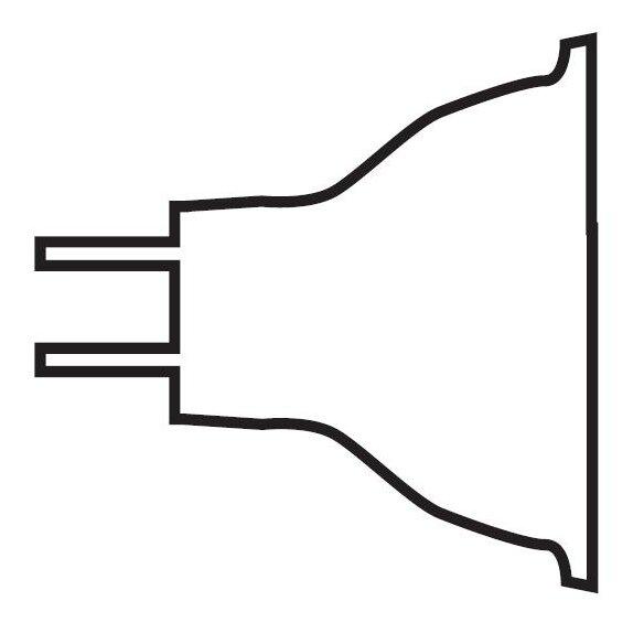 12-Volt (2950/3000K) Halogen Light Bulb by Tech Lighting