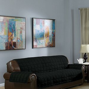 Waterproof Box Cushion Sofa Slipcover by Red Barrel Studio