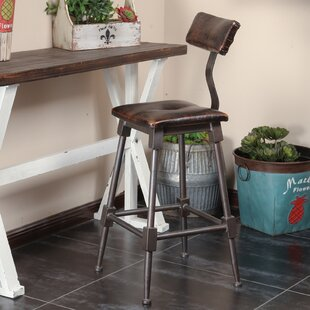 Chayne 37.4 Bar Stool by 17 Stories