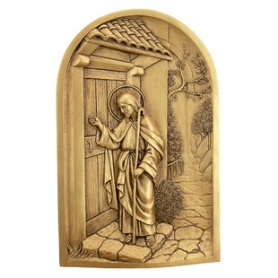 Christ At The Door Wall Décor