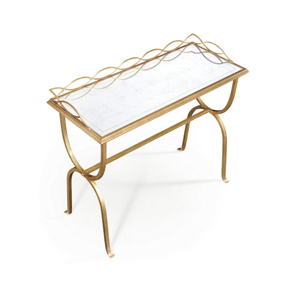 Luxe Console Table By Jonathan Charles Fine Furniture