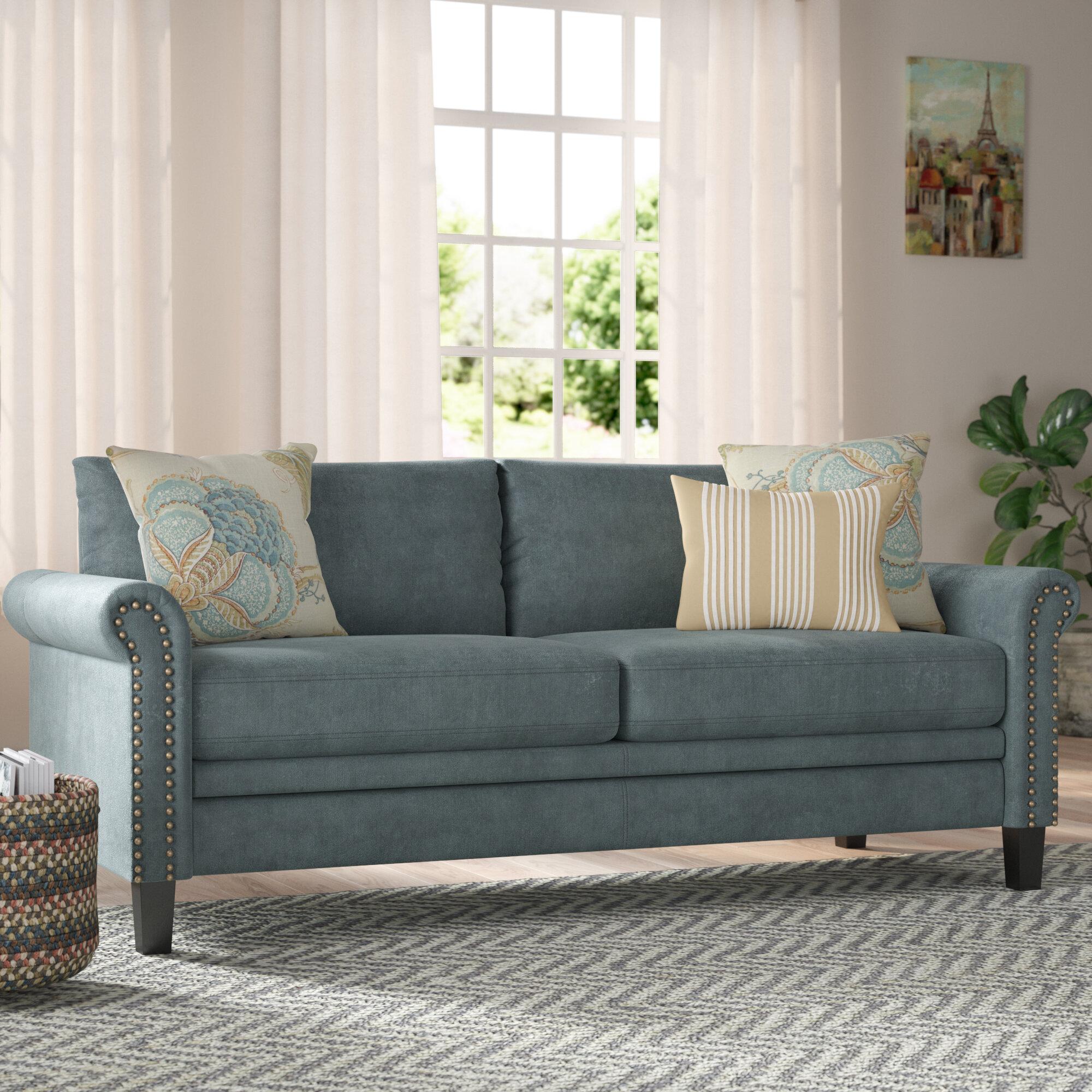 Charlton Home Childress Sofa U0026 Reviews | Wayfair