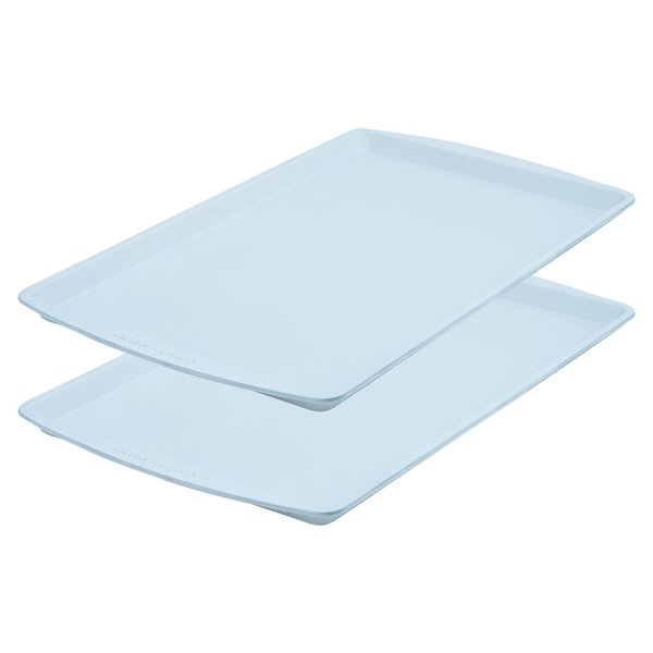 Cookie Sheet Non-Stick Bakeware (Set of 2) by Range Kleen