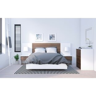 Kora Platform 6 Piece Bedroom Set ByUnion Rustic