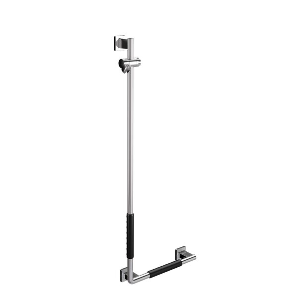 System Right Shower Holder Bar by WS Bath Collections