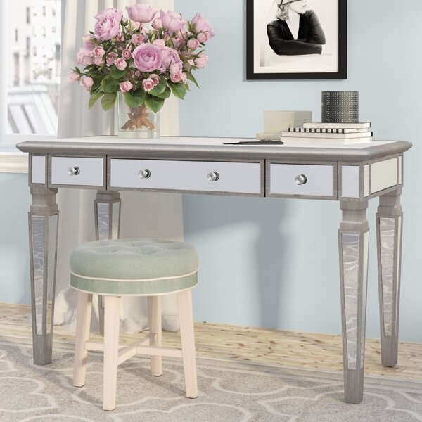 Angelette Writing Desk by Willa Arlo Interiors