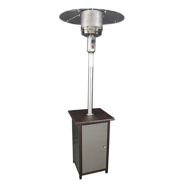 HomComfort 41,000 BTU Propane Patio Heater by United States Stove Company