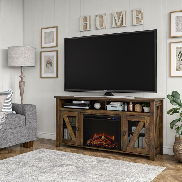 Review Scottsville TV Stand For TVs Up To 60