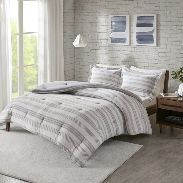 Patrick Comforter Set by Gracie Oaks