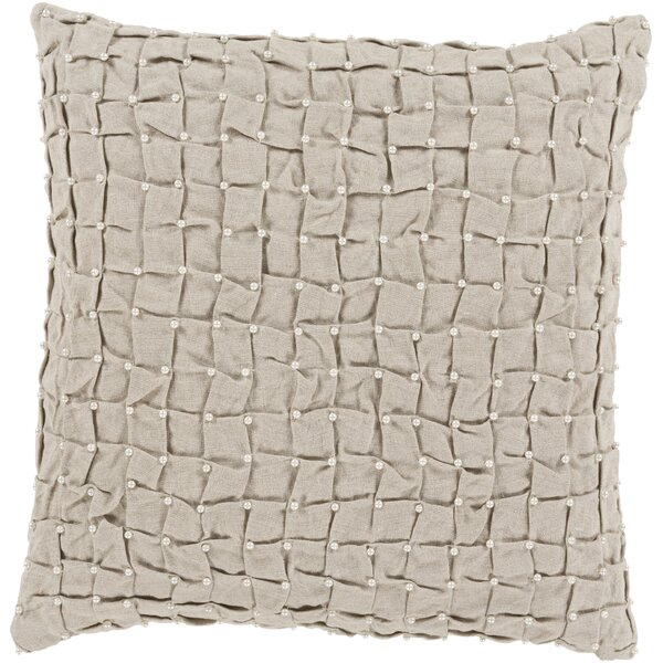 Curtiss Square Throw Pillow by Willa Arlo Interiors