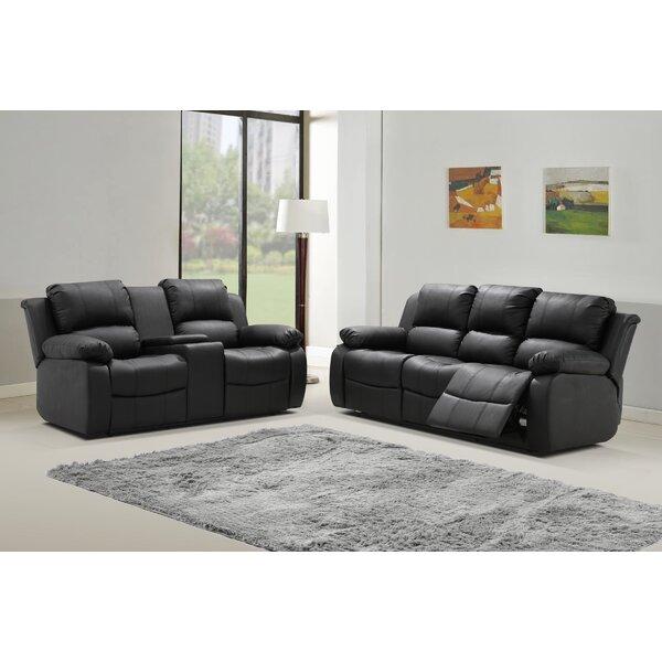 Viraj 4 Piece Reclining Living Room Set by Red Barrel Studio