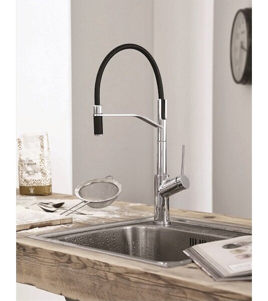 Viva Pro Single Handle Kitchen Faucet by Maestro Bath