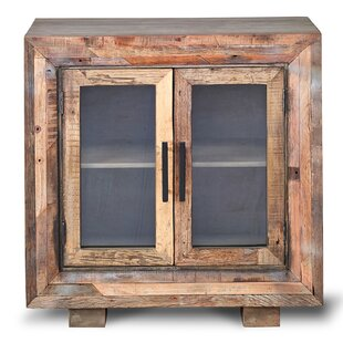 Rodger 2 Door Accent Cabinet  by Loon Peak